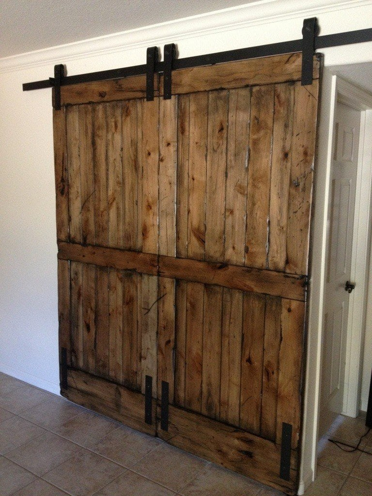 Barn Door Closet Design Ideas Best House Design Ideas