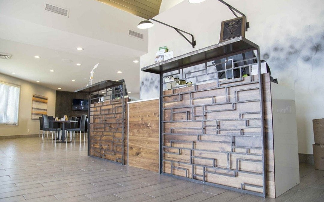 Clarion Hotel Phoenix Tech Center – Reception Desk