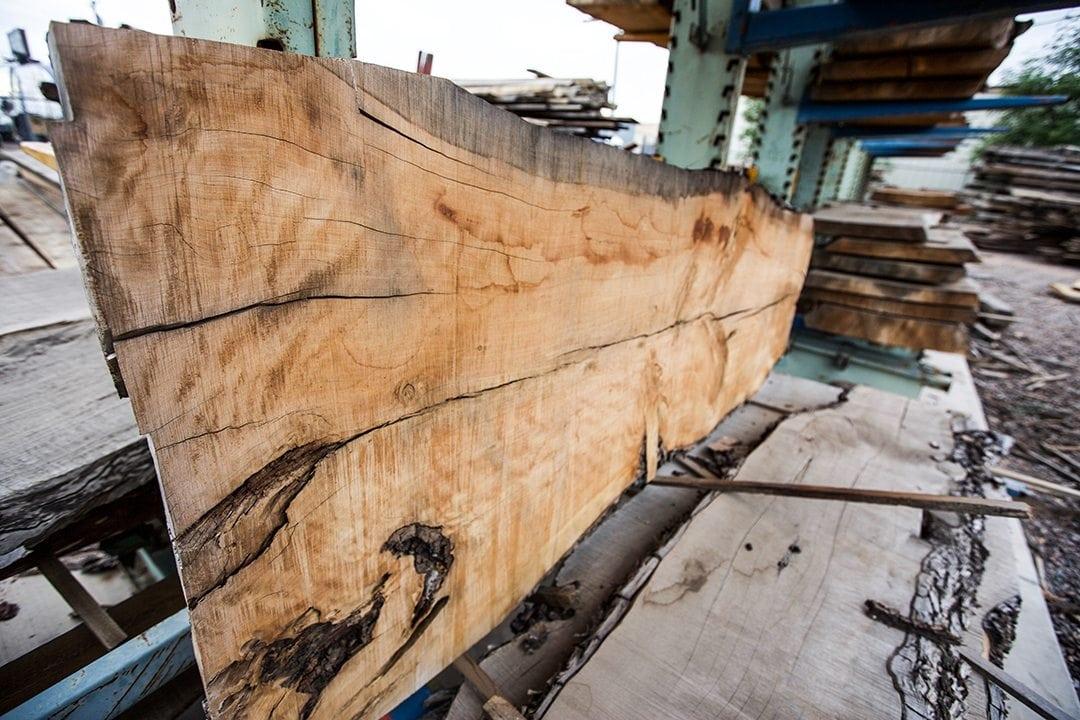 Live Edge Slabs Porter Barn Wood
