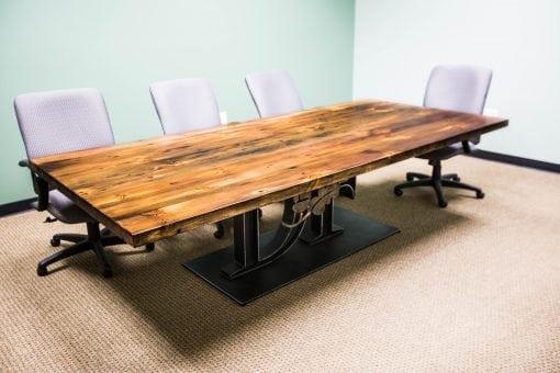 "Dekker Financial ""DF"" Conference Table"