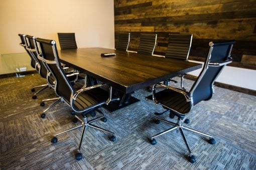The Spencer Companies Conference Table