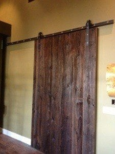XL Custom Sliding Door