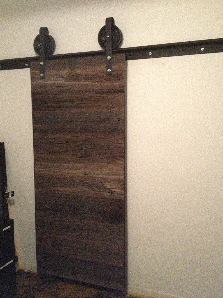 Custom Sliding Barn Door (Thomas)