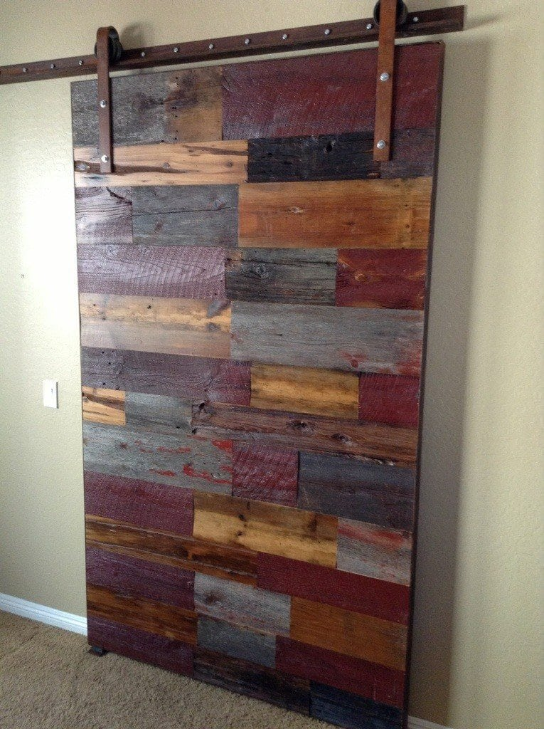 Four States Sliding Barn Door
