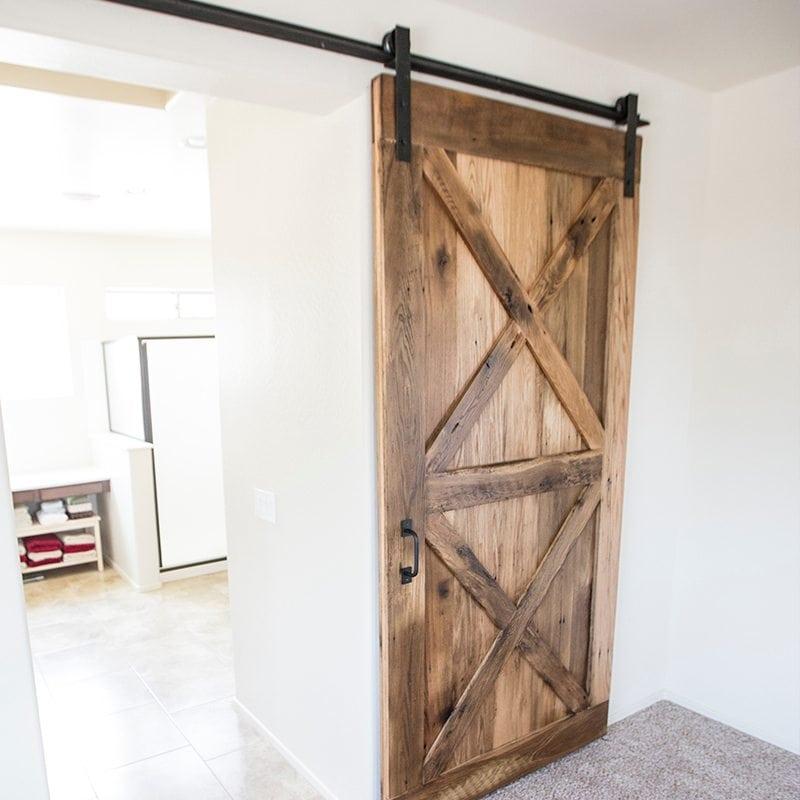 Double X Door