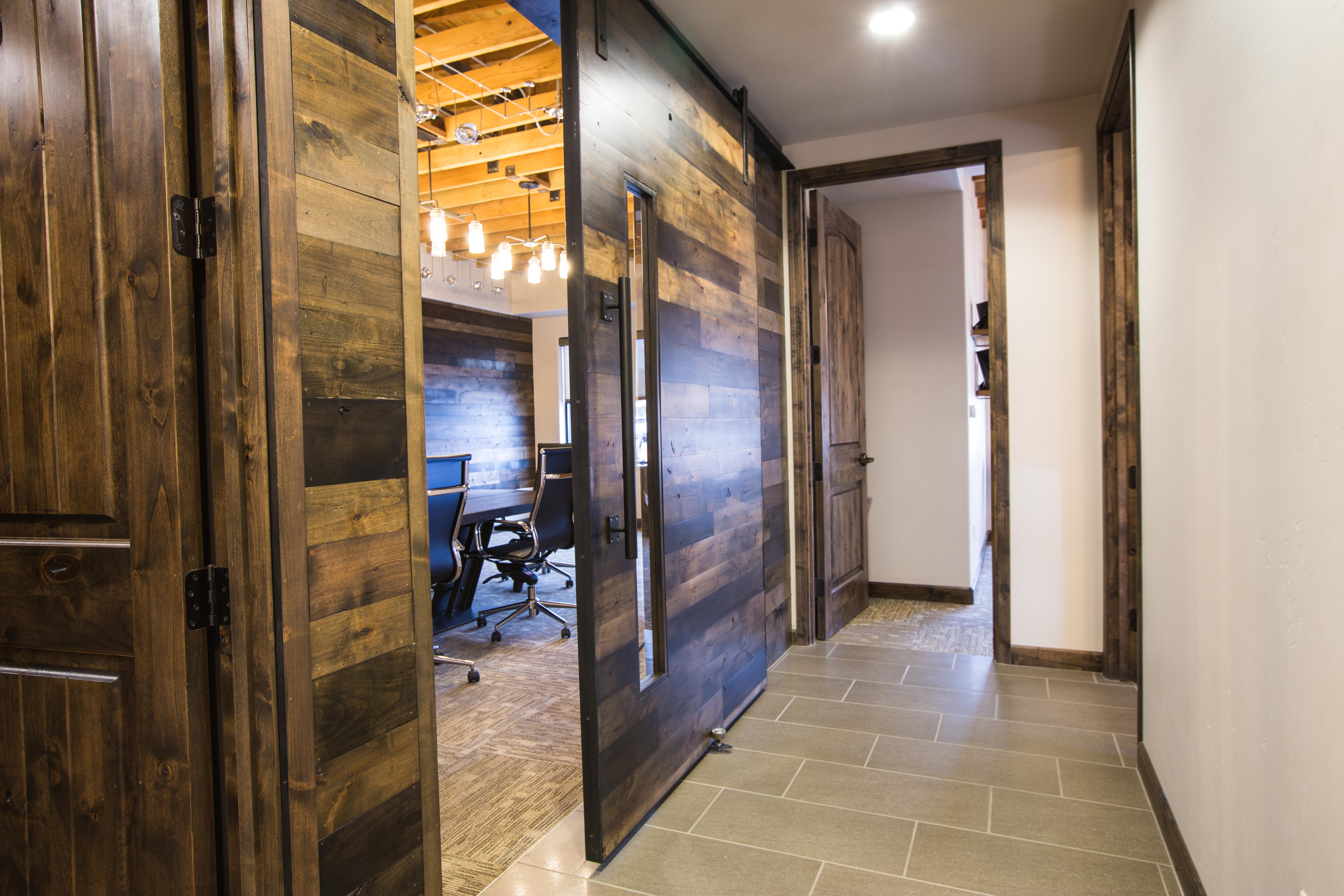 The Spencer Companies Sliding Barn Door Amazing Pictures