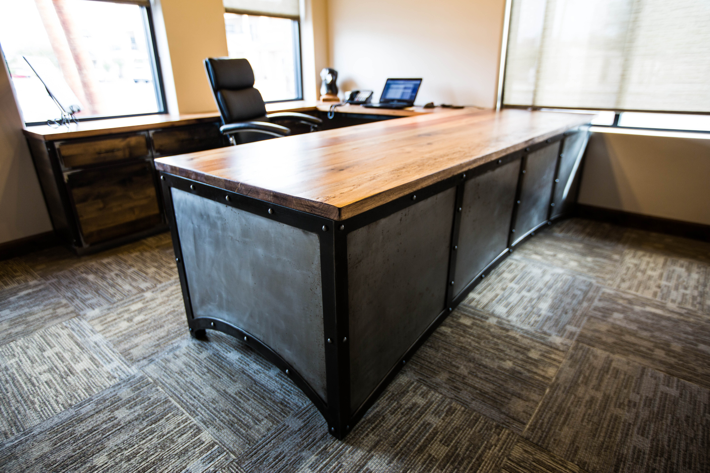 "The Spencer Companies ""The Boss Desk"""