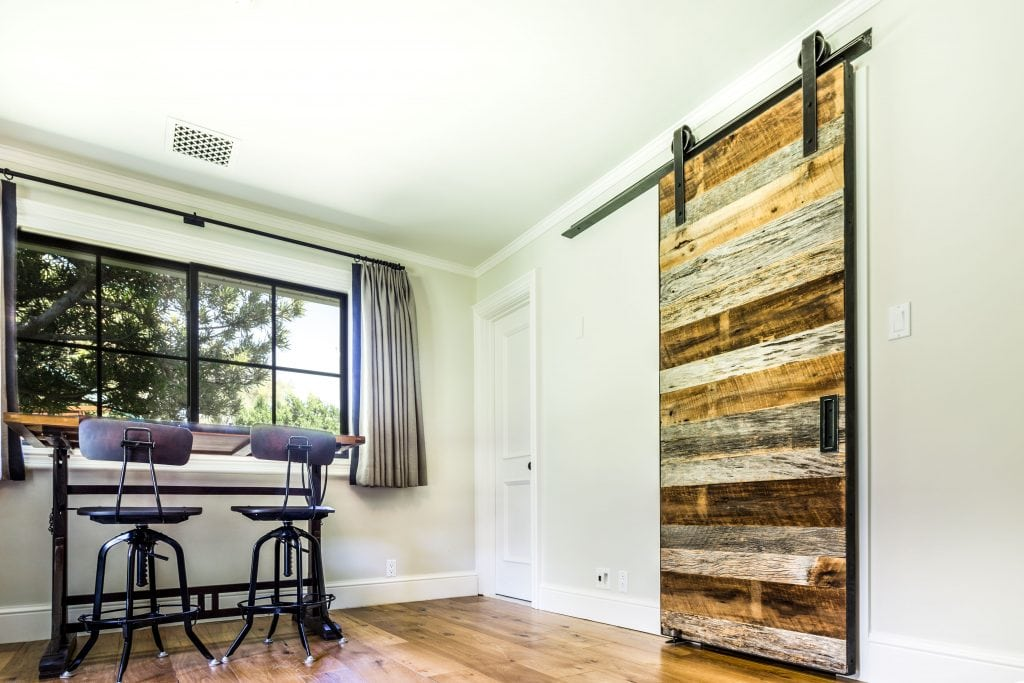 Arcadia Sliding Door Porter Barn Wood