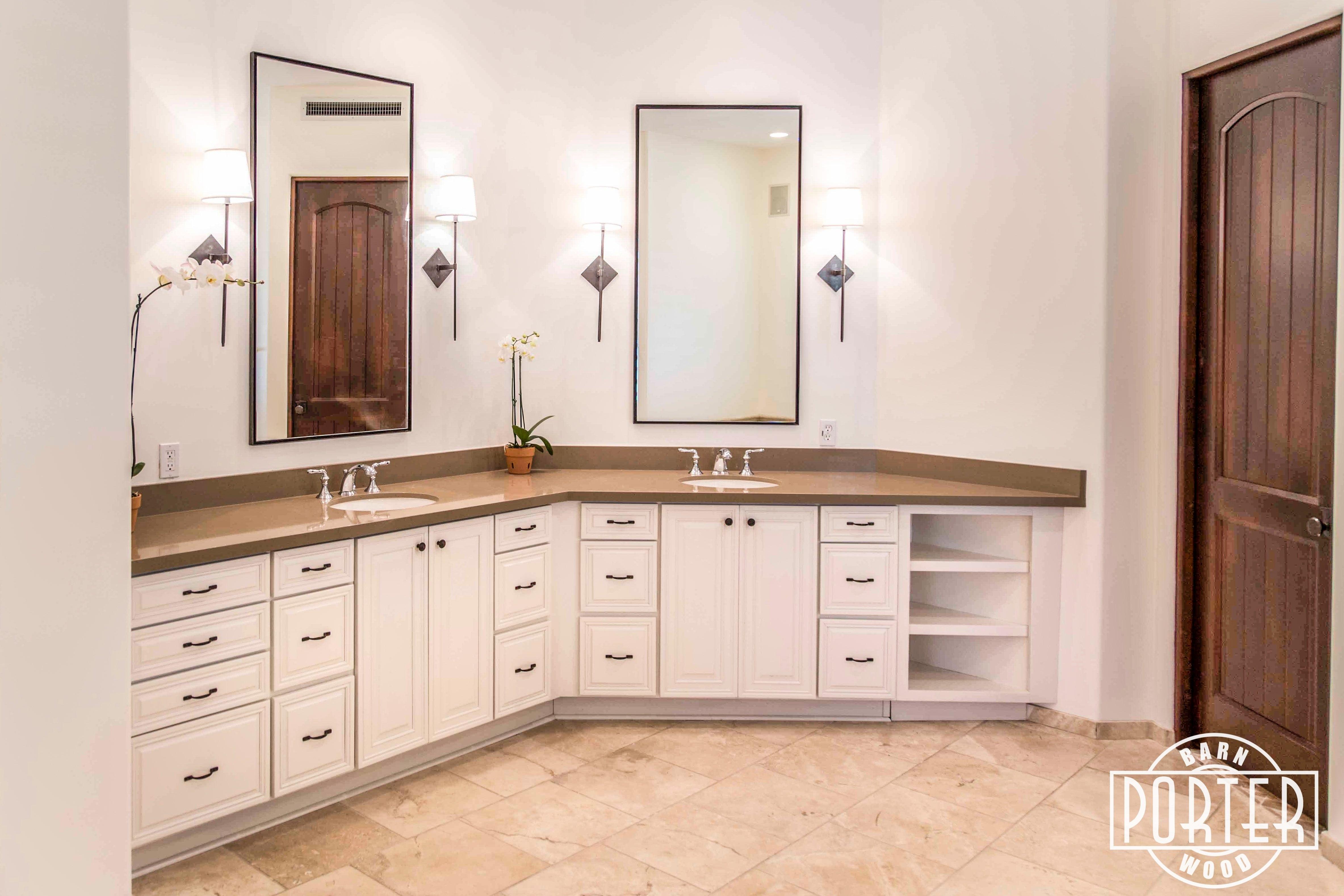Bathroom Mirror & Cabinet