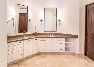 Bathroom Mirror & Cabinet