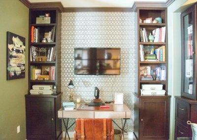 Camelback Condo – Built-in Cabinets/Shelves