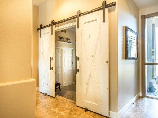 Office Bi-Part Doors
