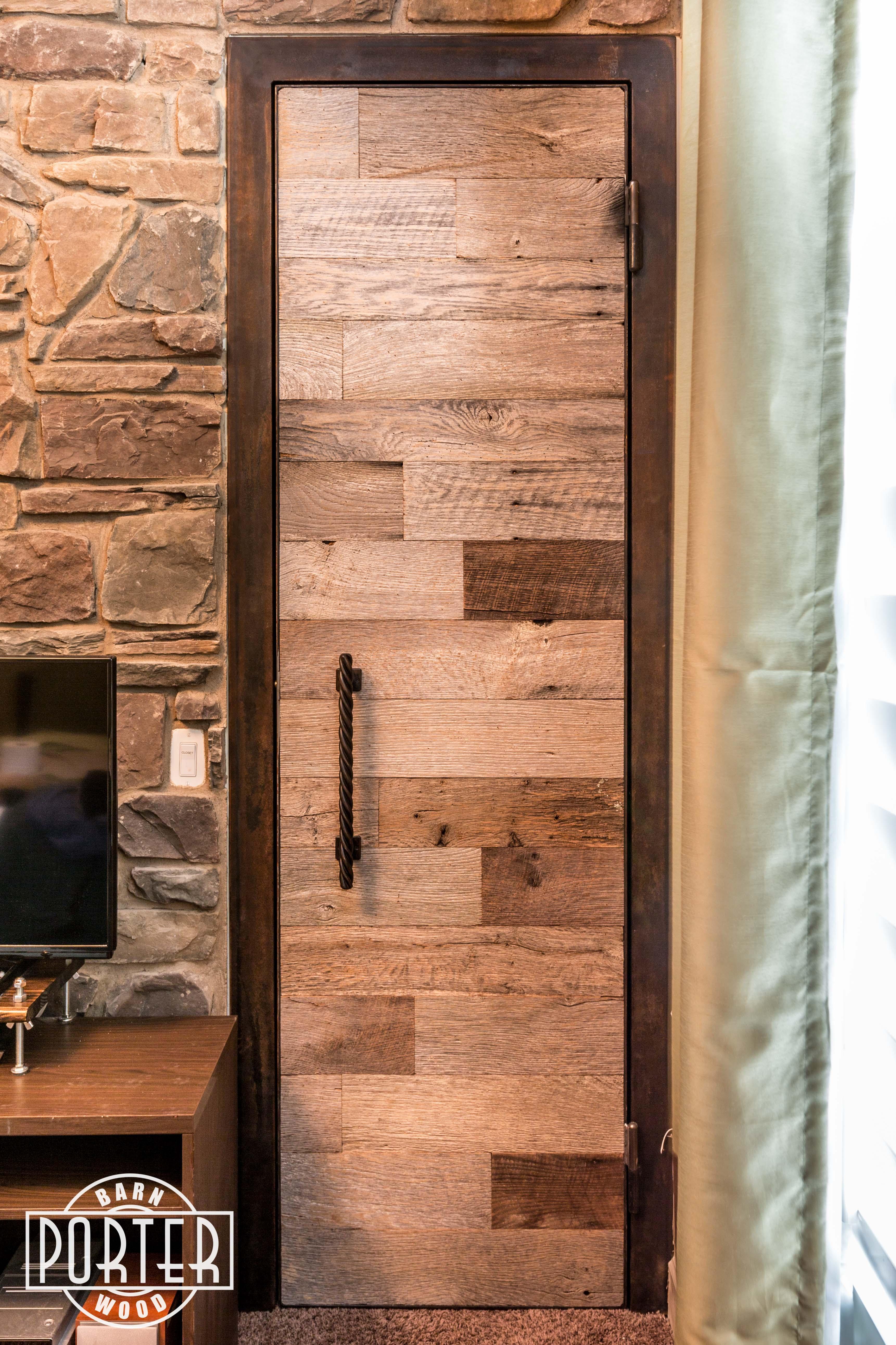 Hinged barn doors - Rockwalldoors 3
