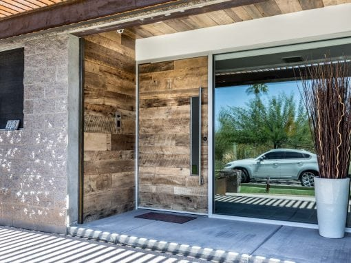 Armenta Pivot Door