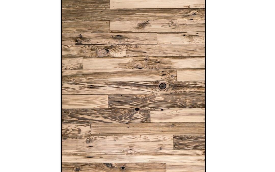 Mushroom Wood with Lacquer Sliding Door + Hardware Set