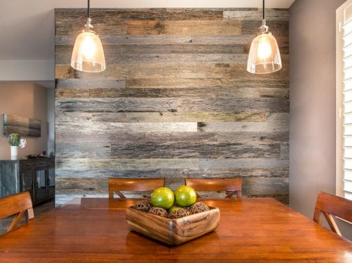 Cornwall Dining Room Wall