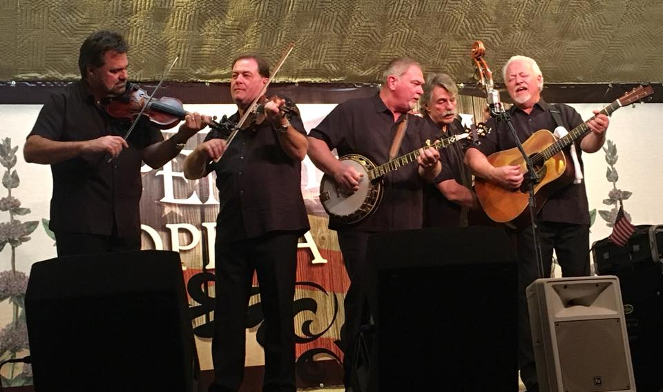 David Parmley & Cardinal Tradition – Bluegrass Cabin Concert