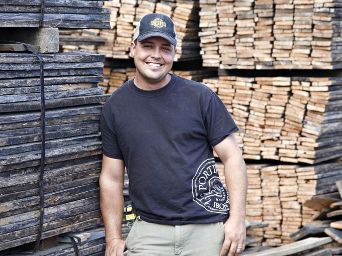 AZ Central – Porter Barn Wood gives new life to old lumber