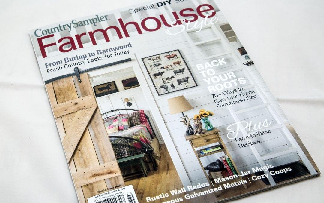 Country Sampler – Farmhouse Style