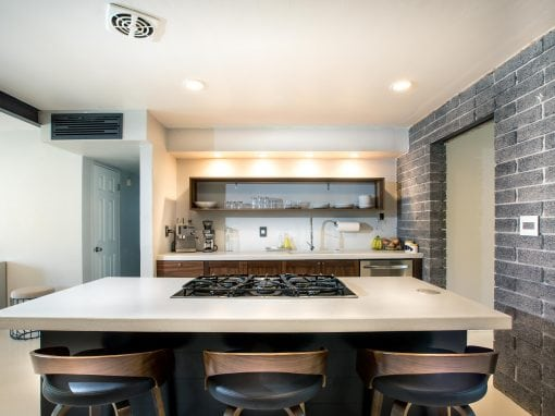 Will's Concrete Kitchen