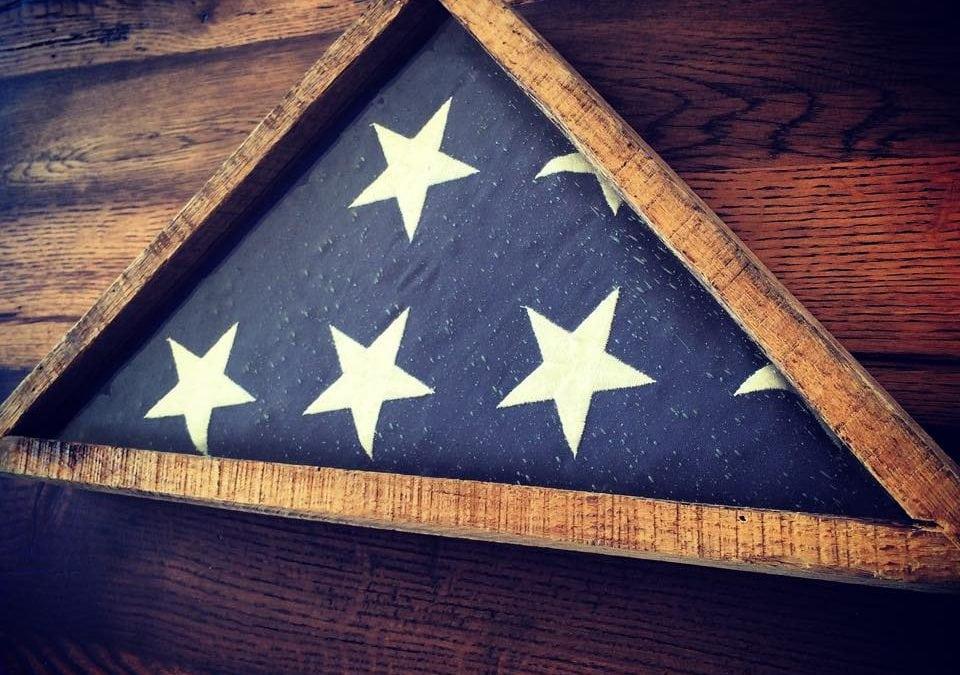 AZ Woodworkers Flag Case Building (Private)