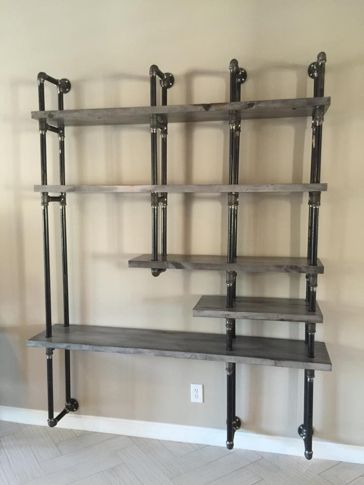 Pinterest Wall Shelves