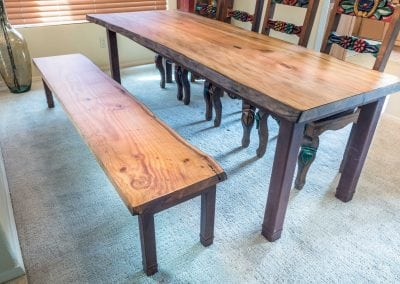 McLeod Table & Bench