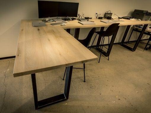 "Solera ""L"" Shaped Desk"