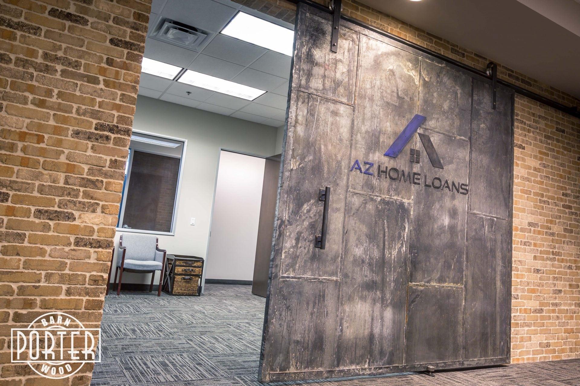 AzHomeLoans-1 & Az Home Loans Fire Door | Porter Barn Wood