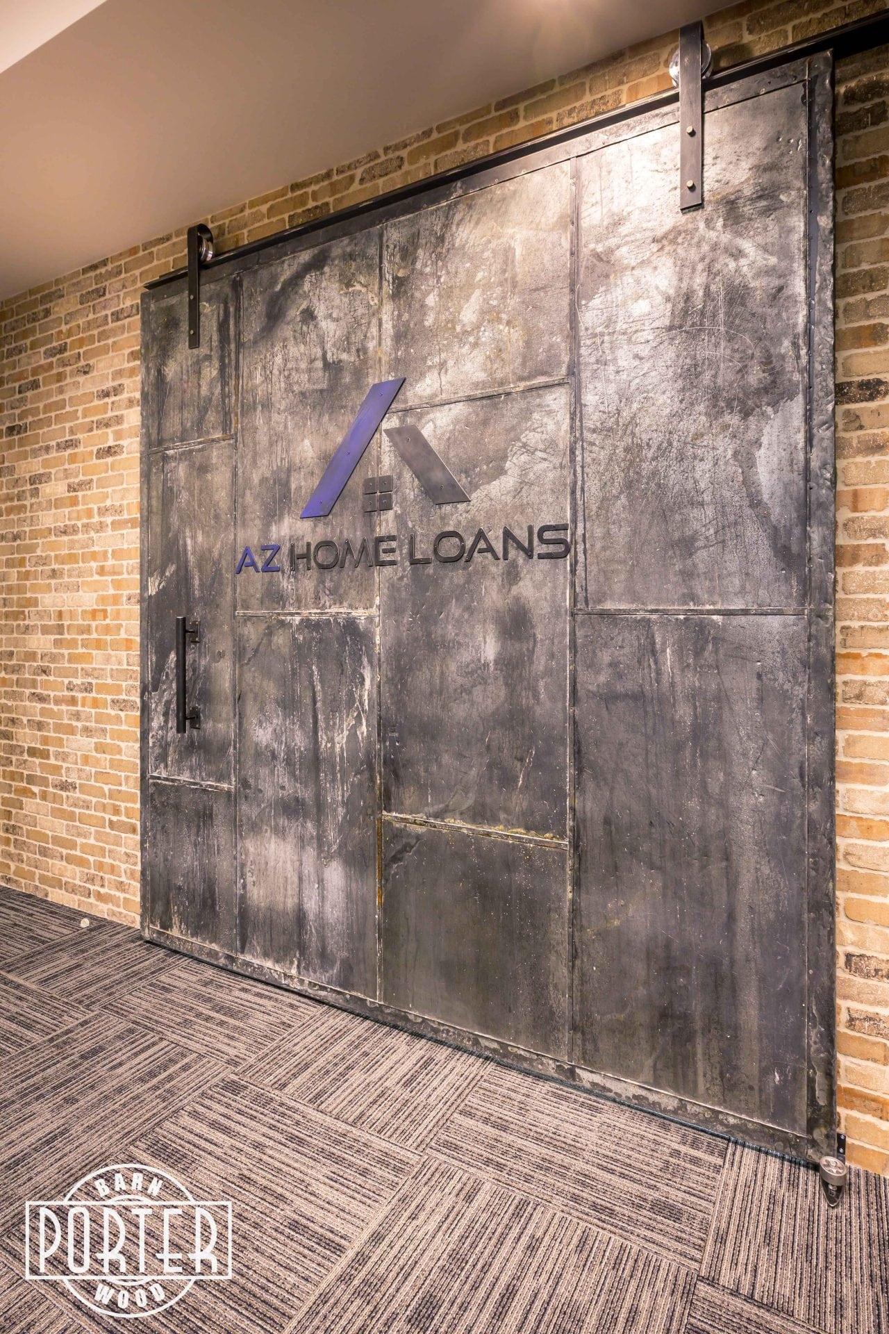 Az Home Loans Fire Door Porter Barn Wood
