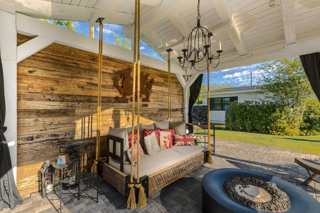 Gulati Outdoor Bed