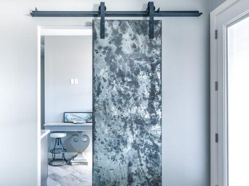 Openshaw Master Bedroom Sliding Door