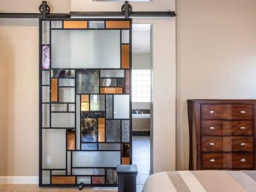 Krall Glass Door