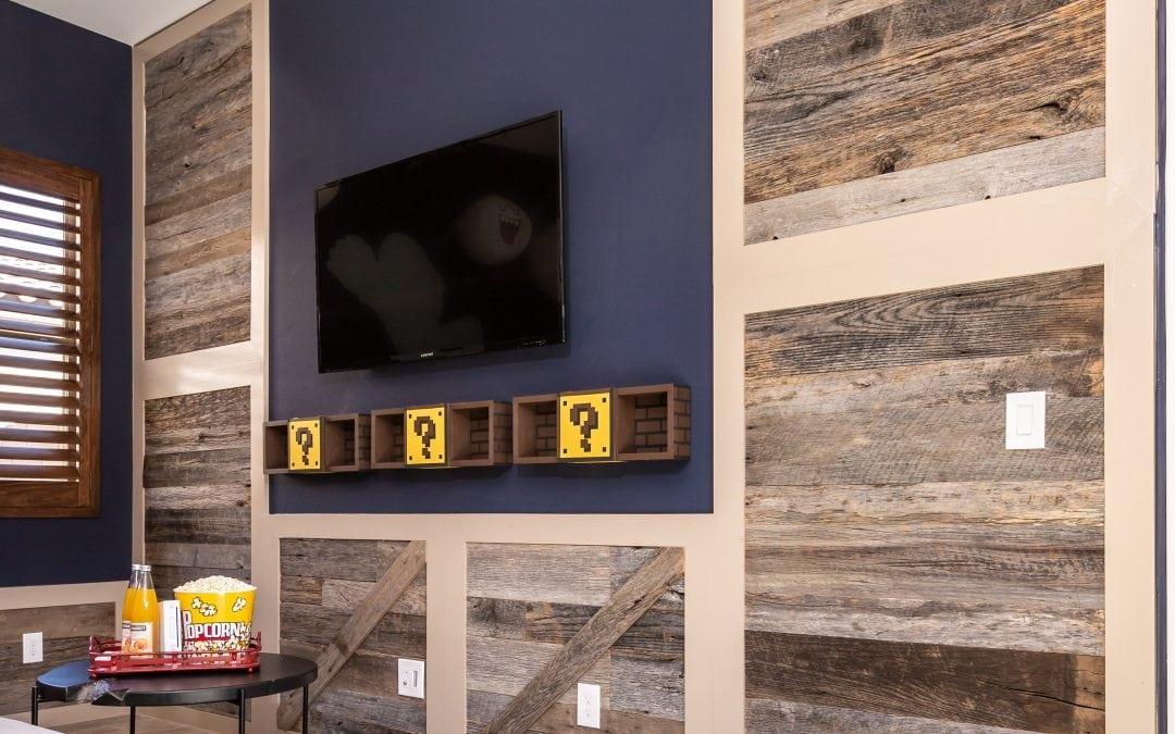 Maracay Homes – Marathon Ranch – Entertainment Room