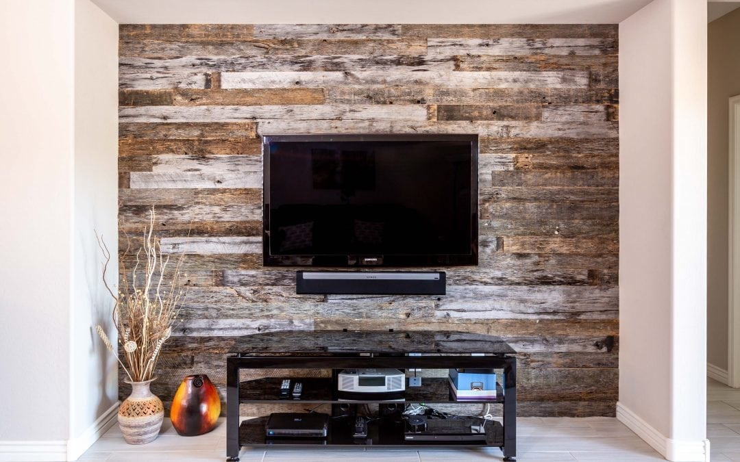 Reclaimed Feature Wall – Adora