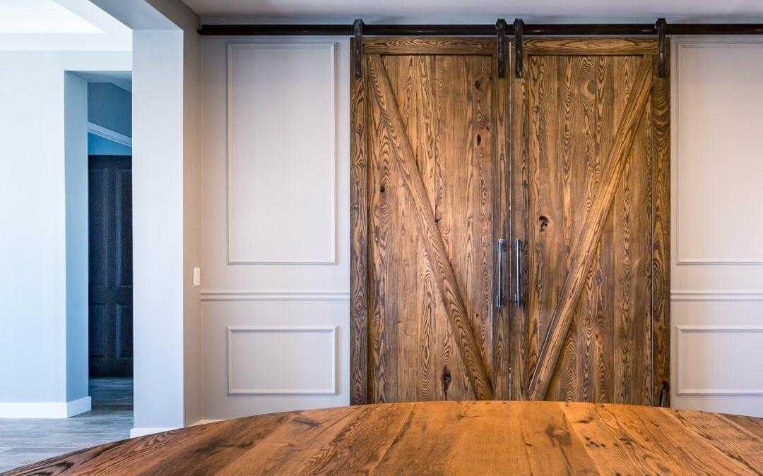 McCullough Bi-Part Doors