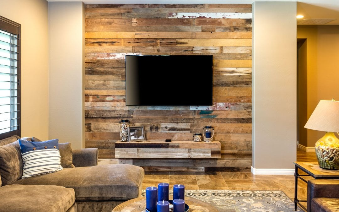 Parnell Entertainment Wall