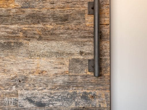 Home Office Reclaimed Door