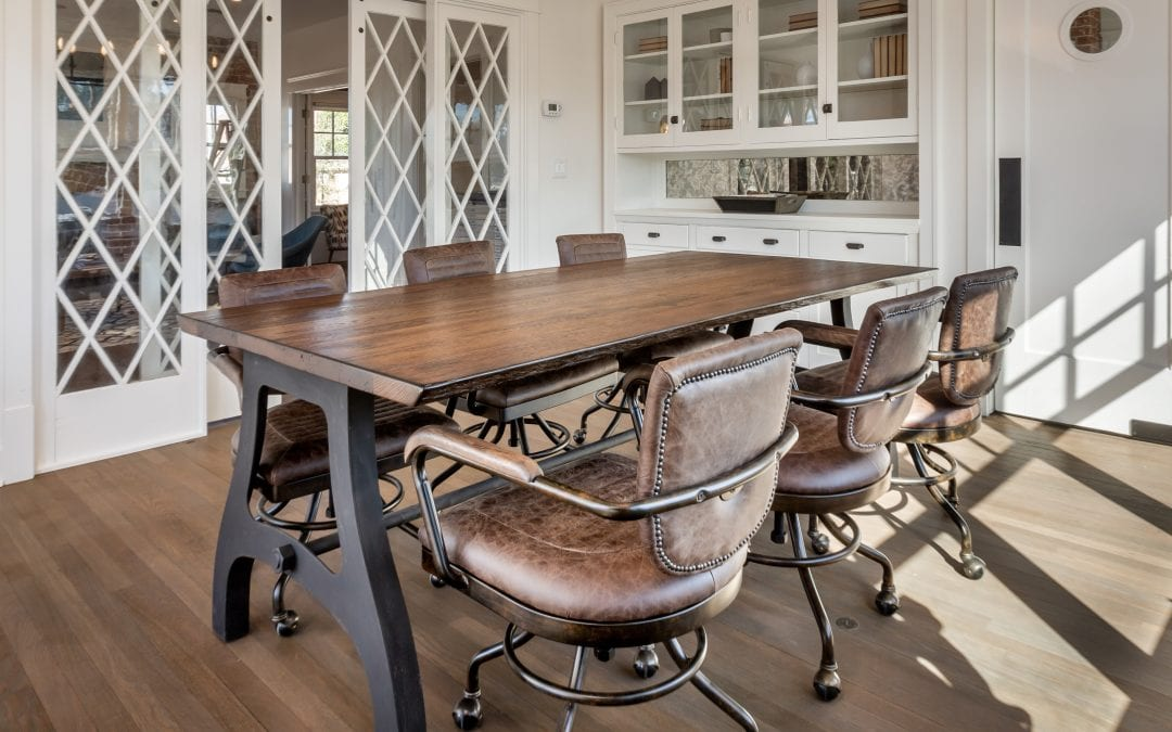 Small Conference Table – Rafterhouse