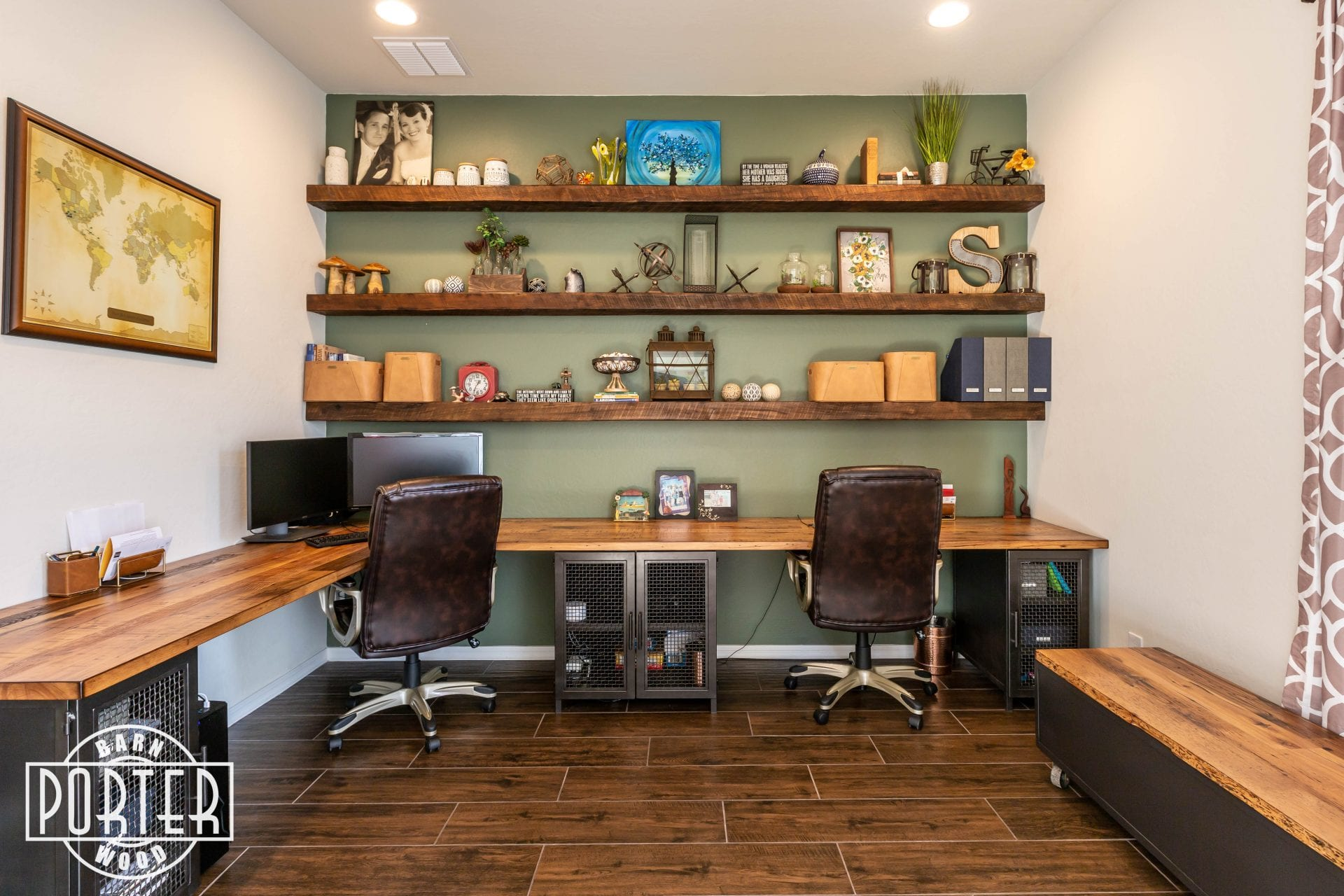 Modern Home Office Silvas Porter