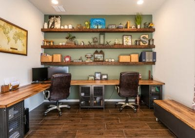 Modern Home Office – Silvas