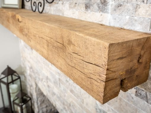 Reclaimed Mantel – Moceri