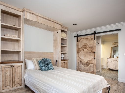 Custom Guest Bedroom