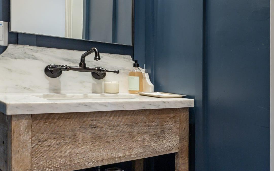 Reclaimed Bathroom Vanity Rafterhouse
