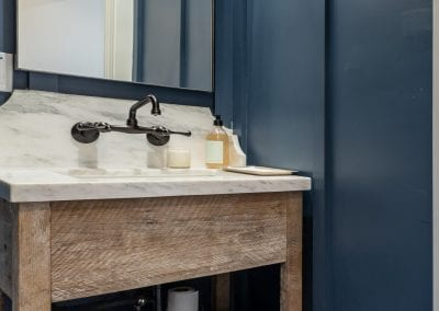 Reclaimed Bathroom Vanity Rafterhouse