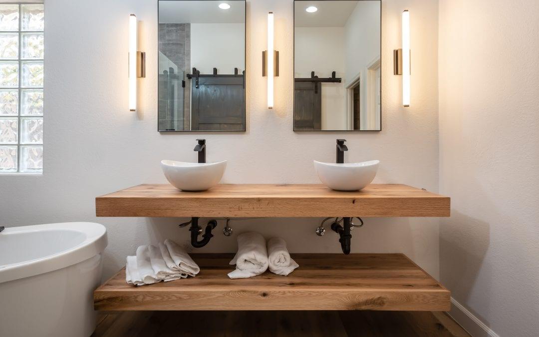 Master Bathroom Vanity Tops