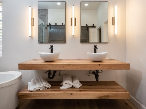 Master Bathroom Vanity Tops