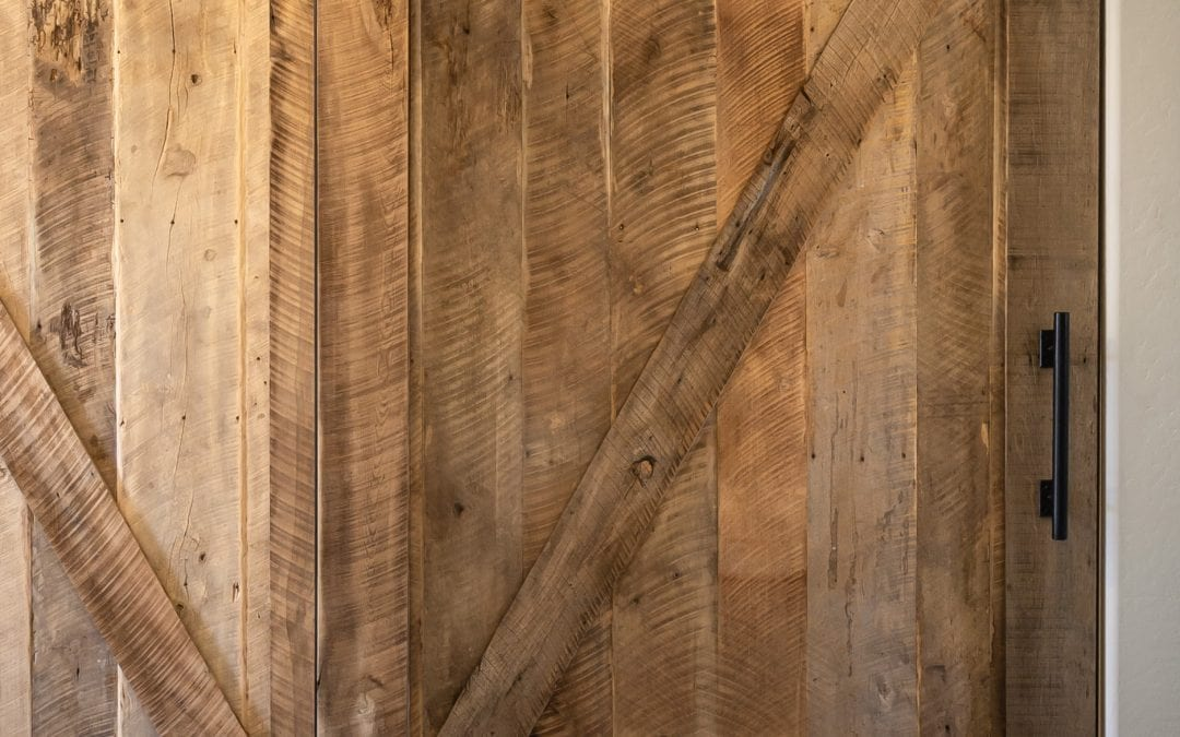 Z-Style Barn Door Bypass