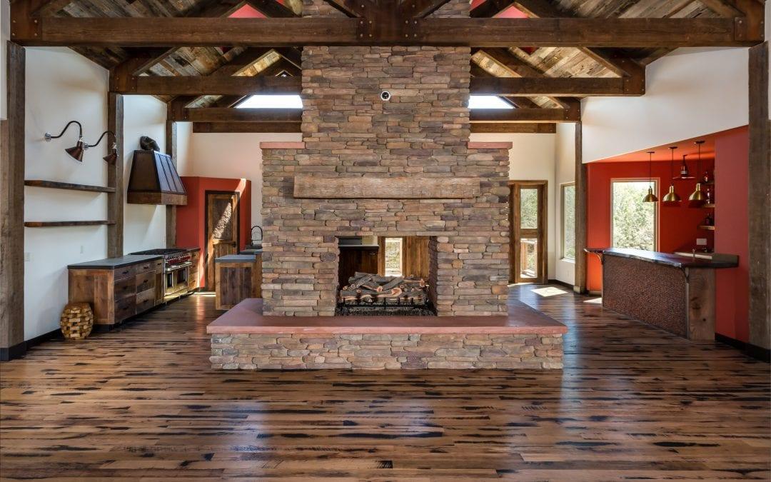 Reclaimed Flooring – Sedona, AZ
