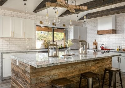 Reclaimed Kitchen Accents